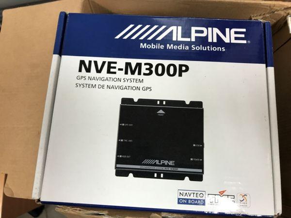 6b24312e9 predám gps modul alpine NVE-M300P 180e,alpine bluetoth modul KCE-400BT 100e, dvb-t tv tuner TUE-T150DV 170eur pošlem aj poštou všetko komplet krabica cz  ...