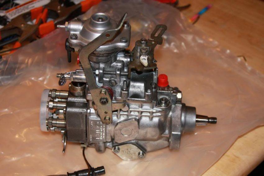 Mechanické čerpadlo