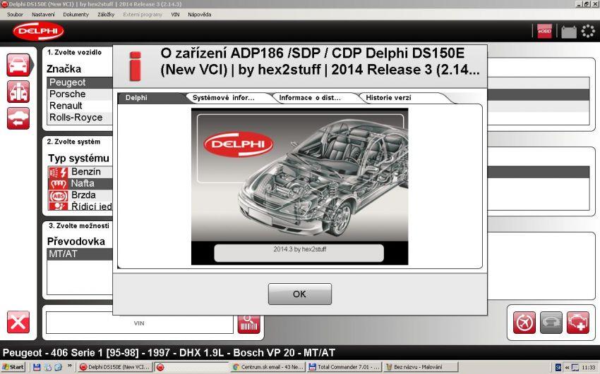 Dieselpower forum :: Zobrazit téma - Delphi DS150 - bliká